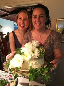 The Bride & Maid of Honor