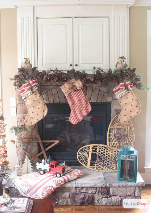christmas-mantel-decorations-4