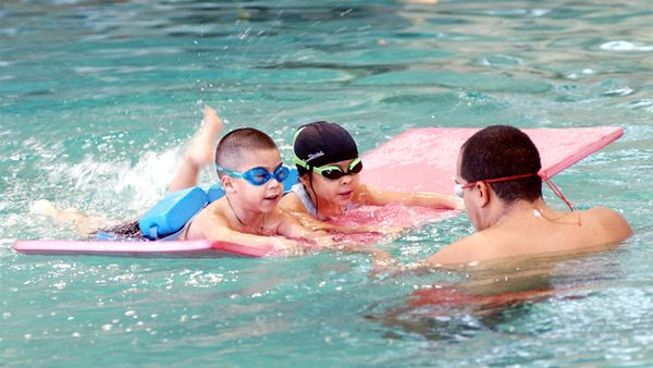 Ways To Continue Swim Education Through The Winter Season