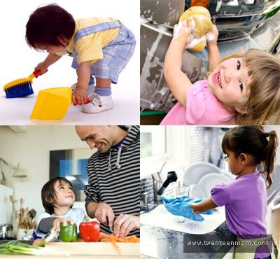 Fun Chores For Kids