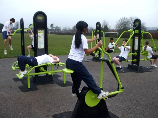 The Wonders Of Outdoor Gyms