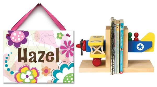 Baby Bookends And Other Unique Gifts To Consider