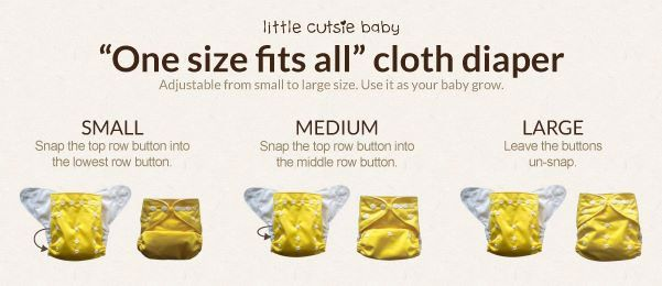 Affordable Cutsie Products For Your Little Ones At Little Cutsie Baby + Giveaway