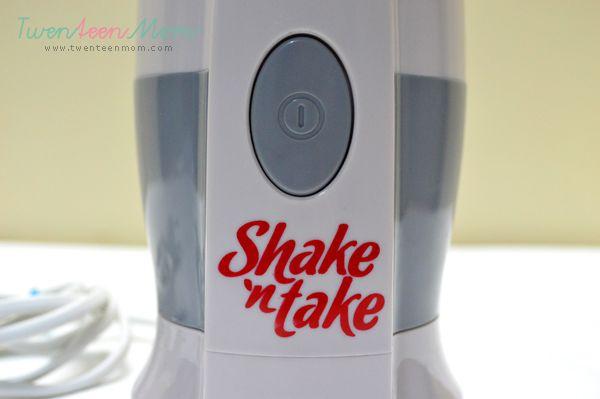 Shake 'N Go Smoothie Maker