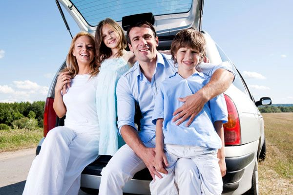 Fun-Filled Family Road Trip