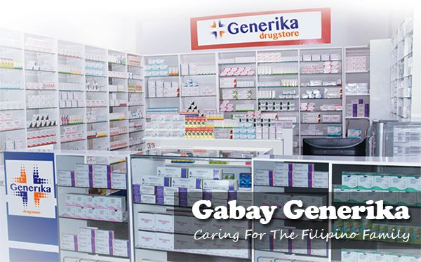 Gabay Generika: Caring For The Filipino Family