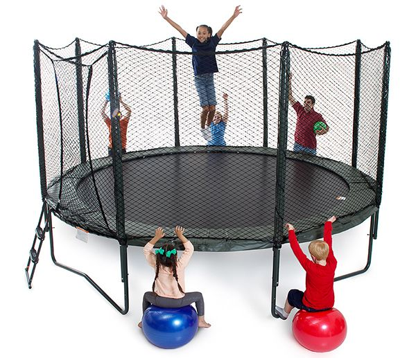 Fun Trampolines And Accessories