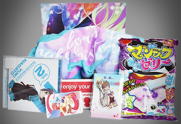 5 Reasons An Anime Subscription Box Is The Best Thing You Could Get Your Daughter