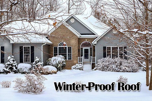 Winter-Proof Roof