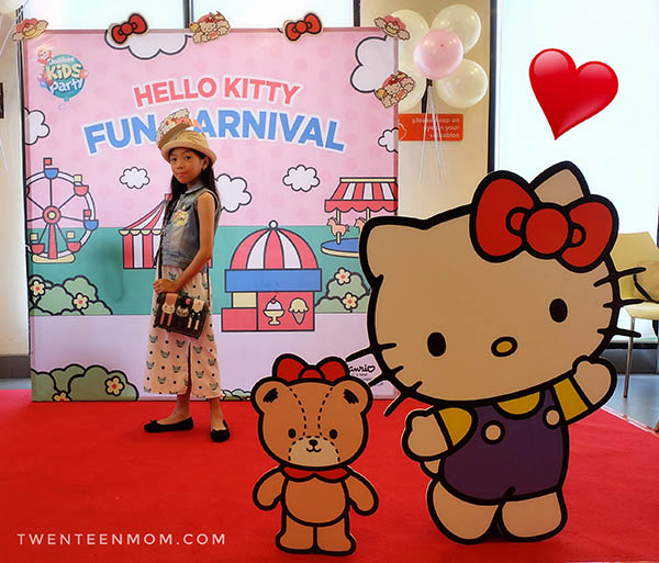 Hello Kitty Fun Carnival Theme Is Jollibee's Newest Party