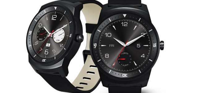 STOCKING STUFFER | LG G Watch R