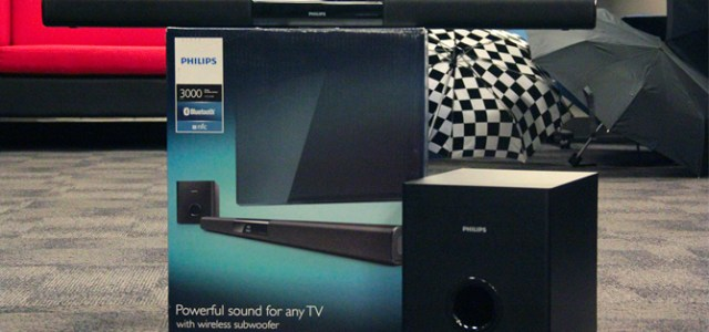 DAILY DRIVEN | Philips HTL3140B/F7 Soundbar Speaker