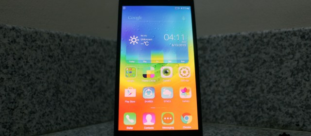 FIRST IMPRESSIONS   The Lenovo A7000