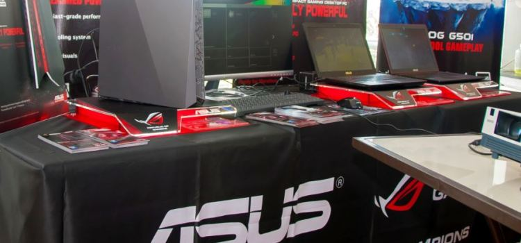 ASUS Philippines introduces new ROG gaming notebooks and desktop