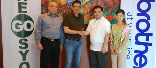 Brother Philippines partners with Go Negosyo to spur Filipino entrepreneurship