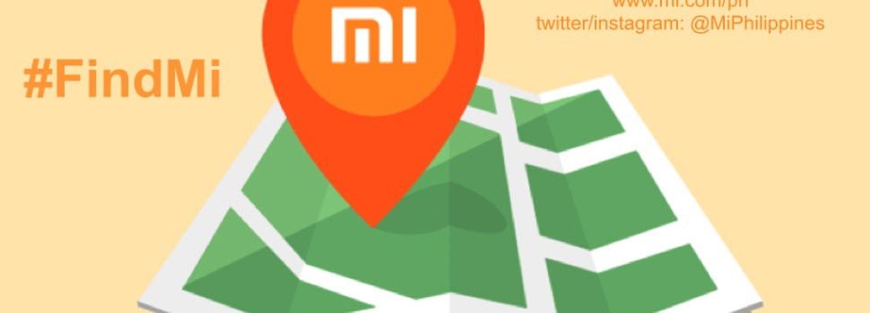 Xiaomi products are now available offline