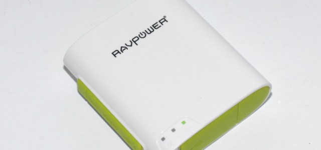 FIRST IMPRESSIONS | RavPower FileHub unboxing