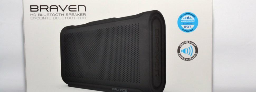 FIRST IMPRESSIONS | Braven Balance Bluetooth Speakers