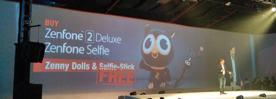 The ASUS ZenFestival launches new ZenFone variants