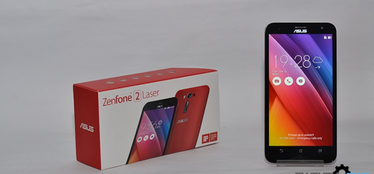 FIRST IMPRESSIONS | ASUS ZenFone 2 Laser