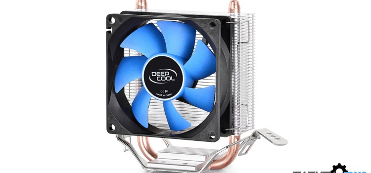 BUDGET BUILDING Part 2 | The Deepcool Ice Edge Mini FS V2.0 Heatsink Fan
