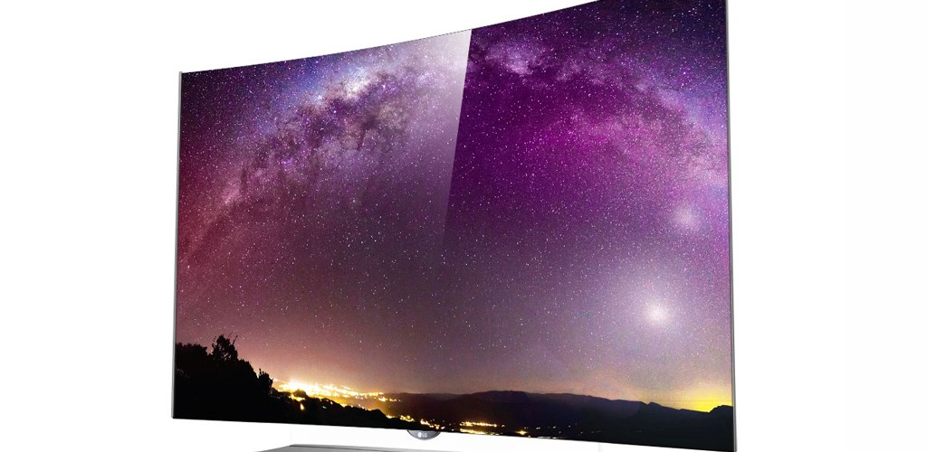 LG releases first curved 4K OLED TV in the market