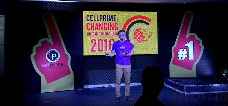 Cellprime Distribution Corporation collaborates with Hyundai and Gionee Smartphones for the Philippine Market