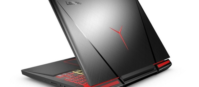 Lenovo announces gaming laptops and monitors at CES 2016