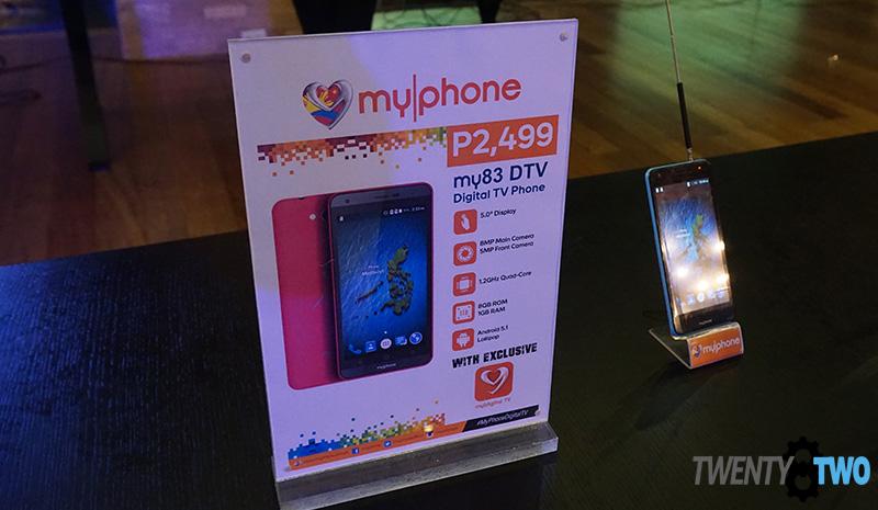 MyPhone goes Digital