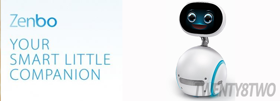 Zenbo, the Asus Home Droid that you can depend on