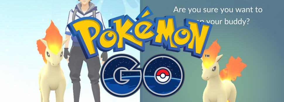 New Pokemon GO! patch introduces the Buddy System