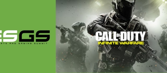 ESGS 2016   Call of Duty: Infinite Warfare is One Hell of a Package