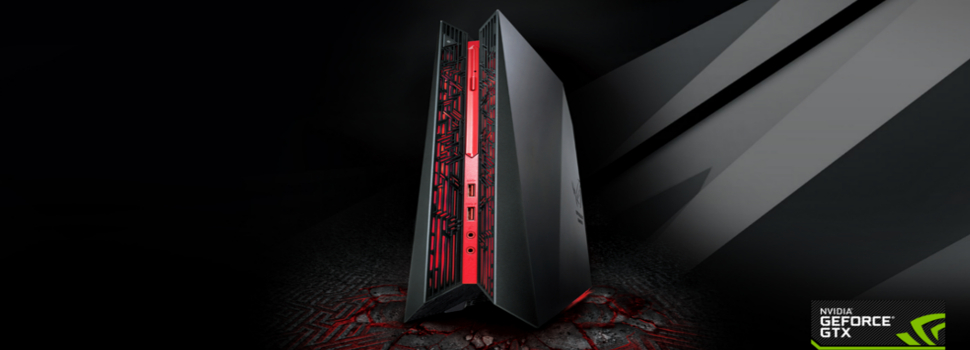 ASUS releases new ROG GC02B compact desktop, powered by Nvidia's 10-series GPU