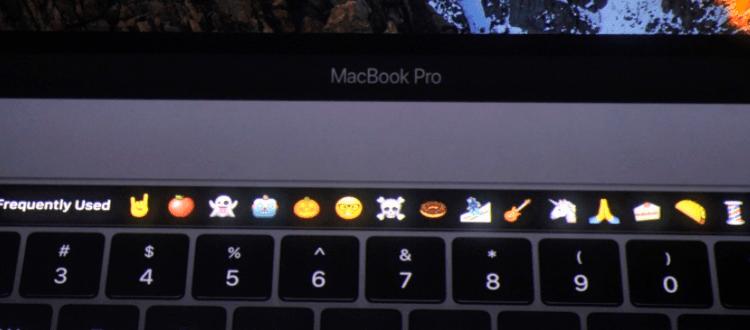 Apple unveils the new Macbook Pro