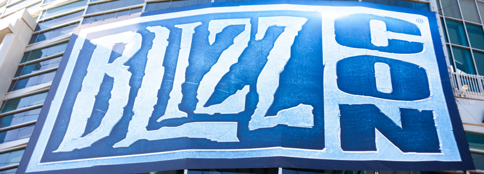 BlizzCon is upon us once again; here are the reasons to get excited!