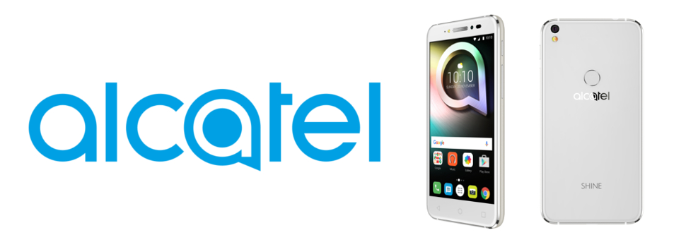 Alcatel introduces their new SHINE LITE smartphone