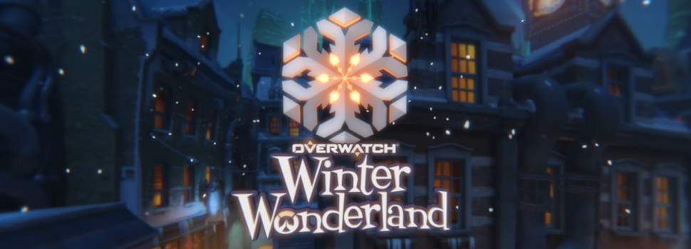 It's a Winter Wonderland in Overwatch! New Holiday event from December 13 to January 2