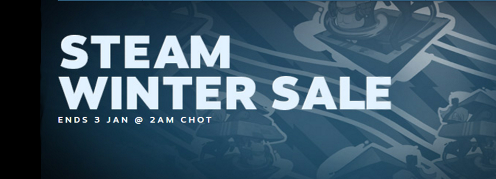 A Few more of our Picks for the Steam Winter Sale