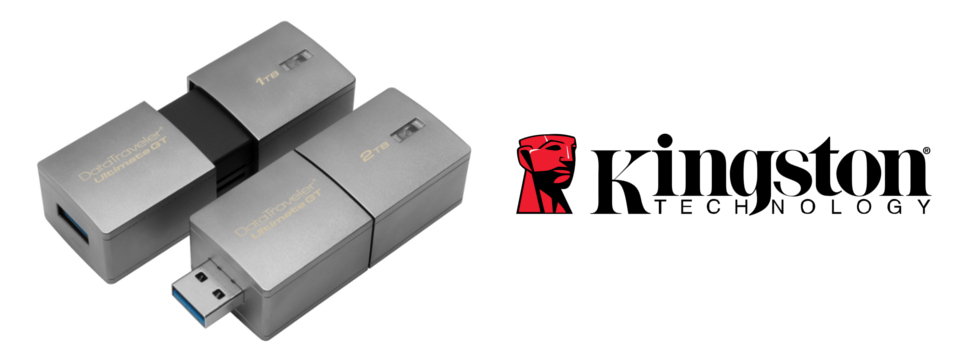Kingston releases world's largest USB Flash Drive
