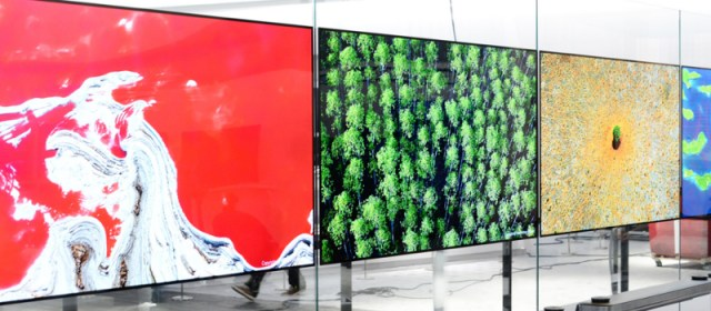 CES 2017: LG announces its new OLED TV W lineup of flat-panel 2017