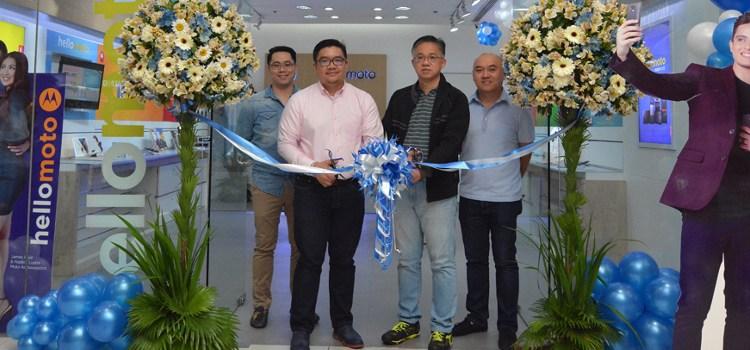 Moto opens two new Moto Concept Stores in Metro Manila