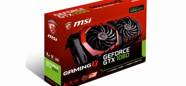 CES 2017: MSI introduces new high-end GPUs