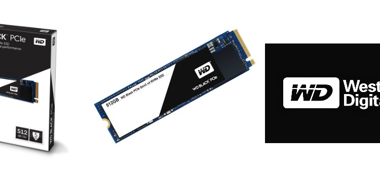 CES 2017: Western Digital Enters the NVMe Scene with the WD SSD Black NVMe PCIe