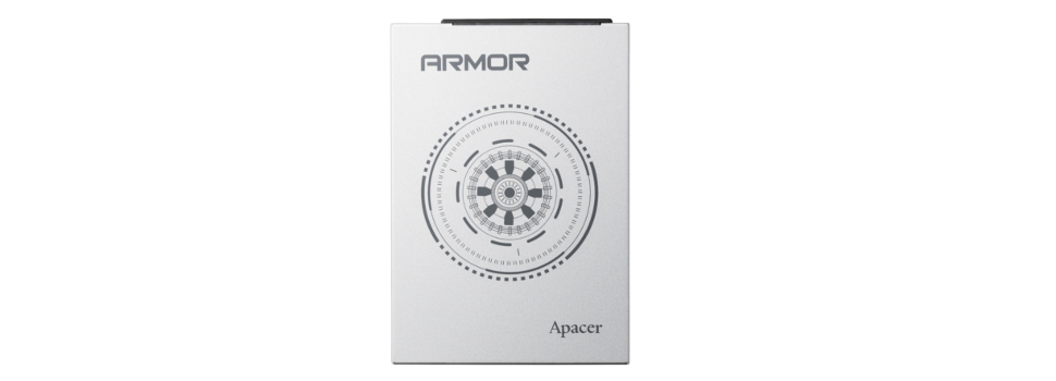 Arm Your PC with AS681 ARMOR SATAIII SSD