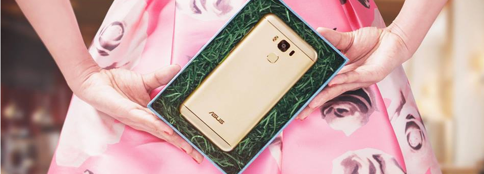 The Zenfone 3 Max 5.5 is now available in Rose Pink and Sand Gold