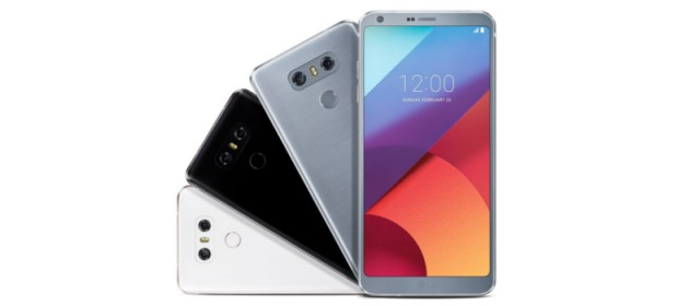 MWC 2017 | The LG G6 is officially unveiled