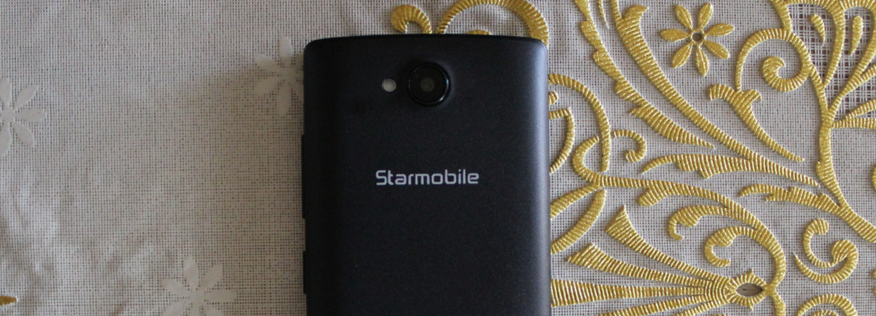 DAILY DRIVEN | Starmobile Play Five