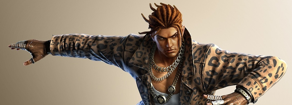 Eddy Gordo joins the next battle in Tekken 7