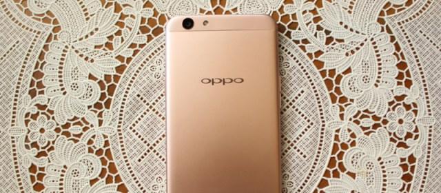 REVISITED   OPPO F1s (4GB RAM, 64GB ROM version)