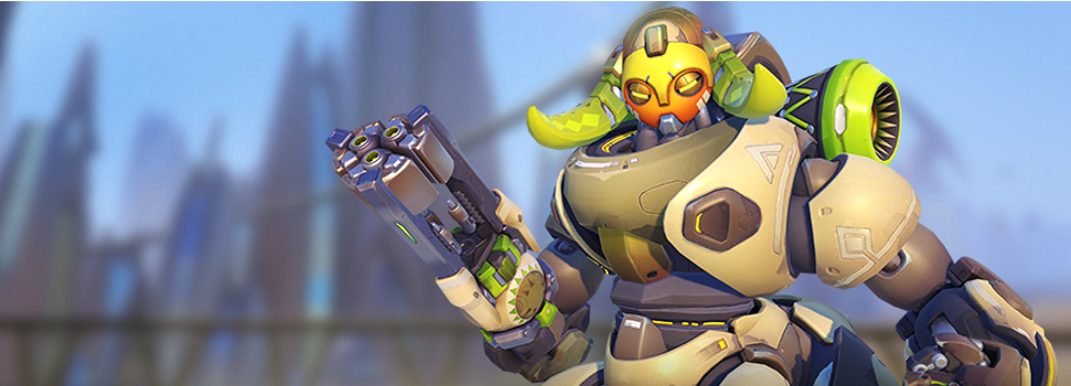 Orisa, the new Overwatch hero, has just been released! Play her now on the PTR